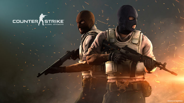 Скачать Counter Strike 1.6 CS:GO Edition
